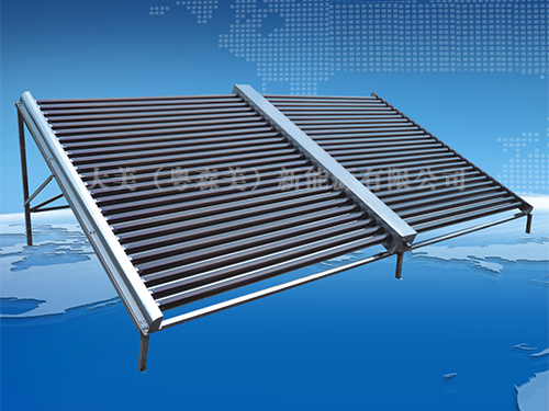 真空管太陽能集熱器