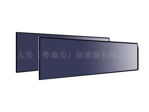 高温式平板太阳能集热器