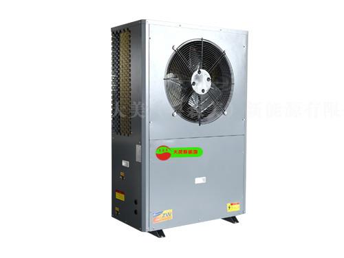 超低温空气能热泵热水器机组