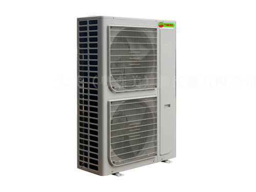 风冷空气能热泵冷热水机组