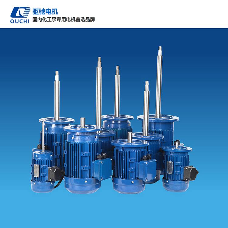驅馳電機_電容異步長軸_三相交流長軸電機品牌