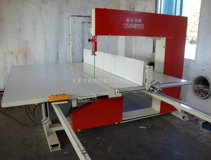 海綿立切機廠家供應HX-4L湖南恒翔海綿立切機,珍珠棉直切機