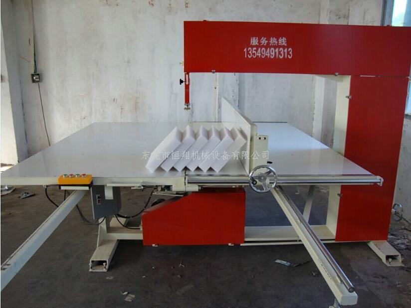 海綿立切機廠家供應海綿廠家專用海綿立切機,切割下料機