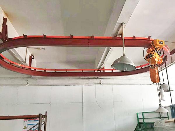 单轨吊起重机