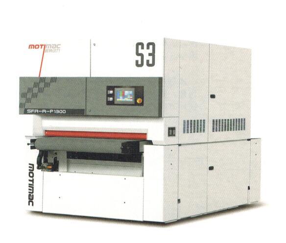 上浮式宽带砂光机 SFR-R-P1300