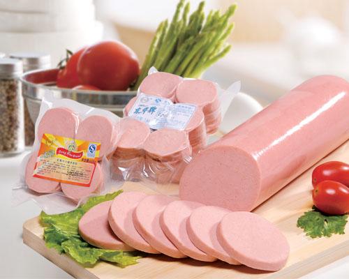 配餐肉片、火腿肉片