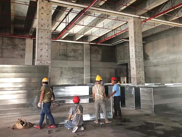 水電消防暖通機電安裝工程