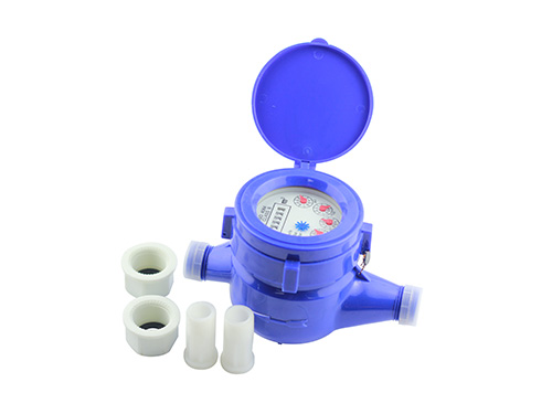 多流干式塑料水表