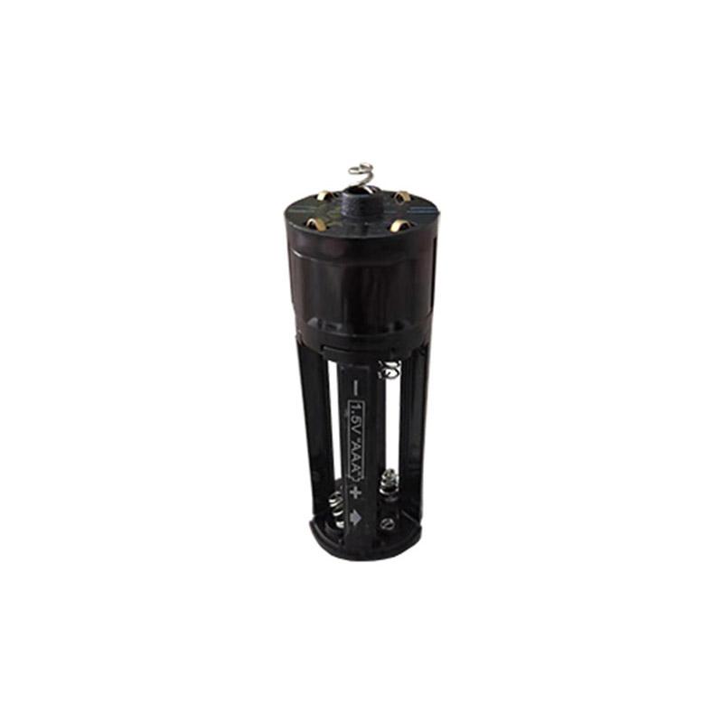 美君電子_遠射強光_正負同極LED鋁電筒設計