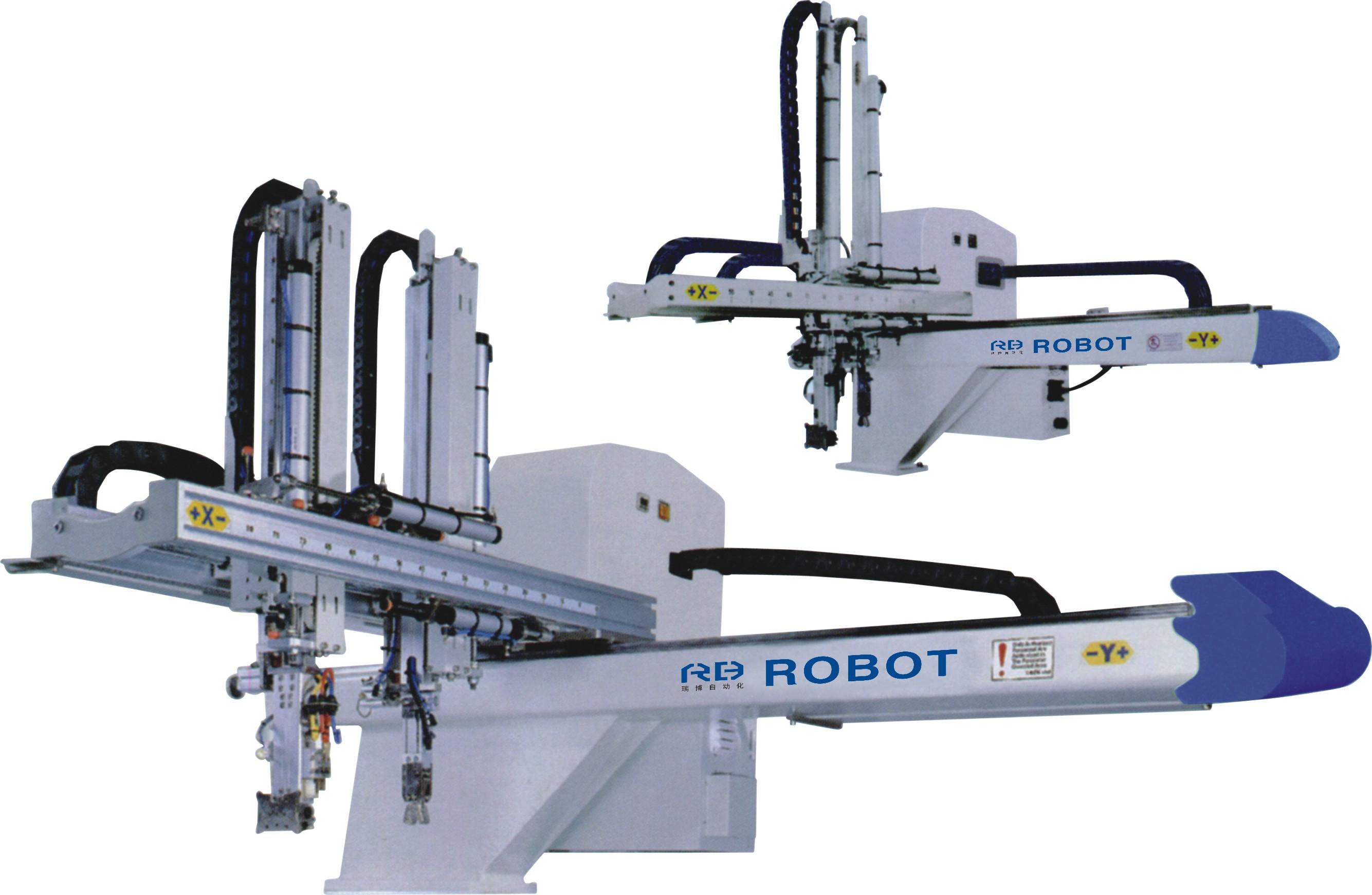 注塑机专用机械手结构分类