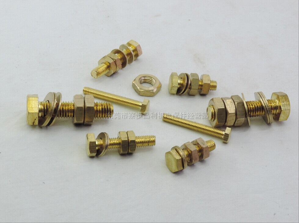 焊机铜螺丝