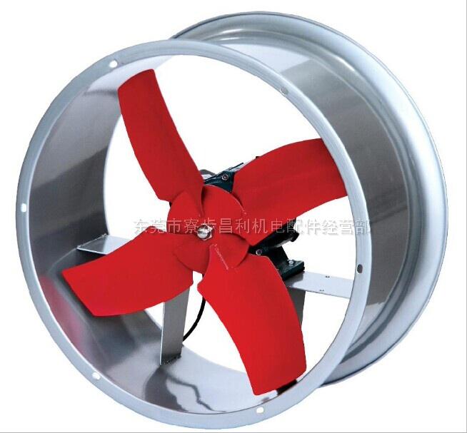 380v带电容轴流风机接线图