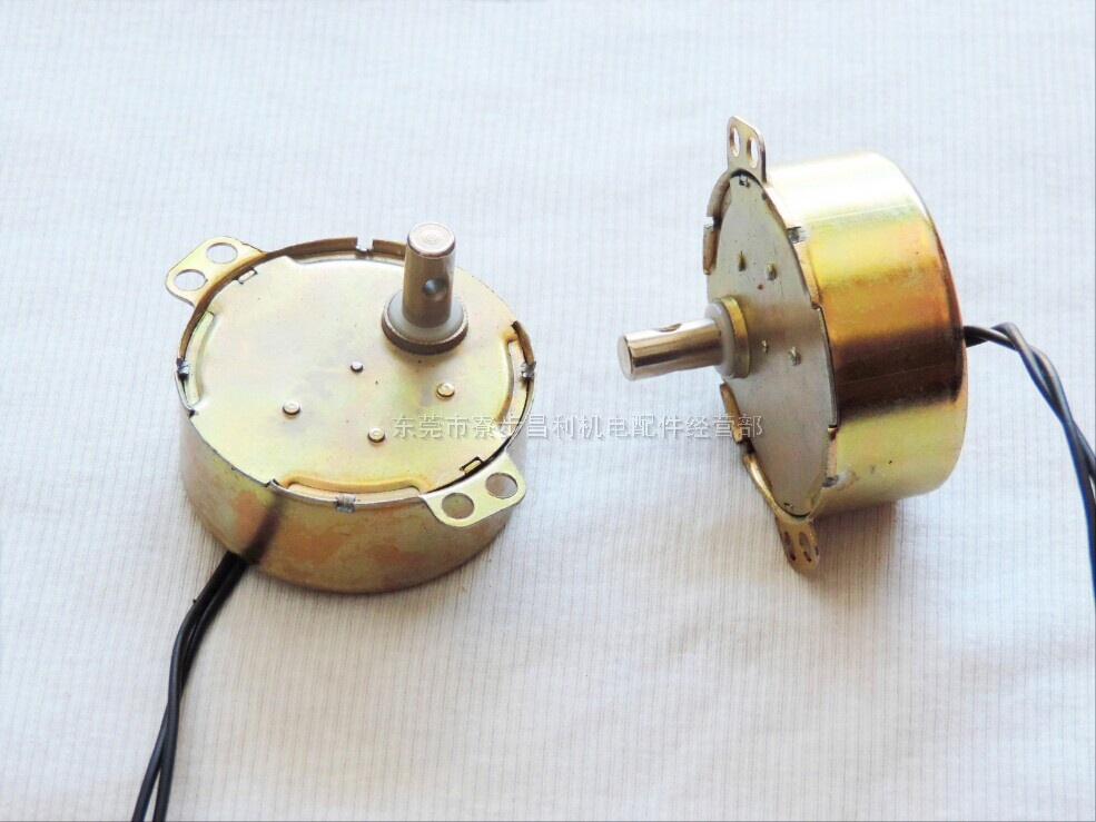 壁扇同步电机