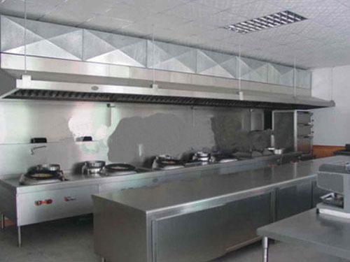 厨房油烟工程