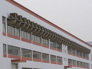 环保空调安装实例