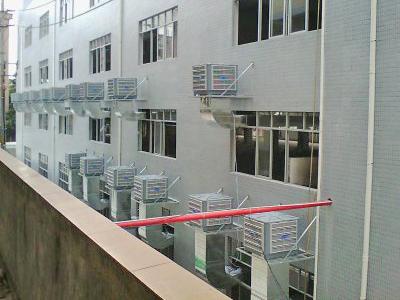环保空调工程安装实例