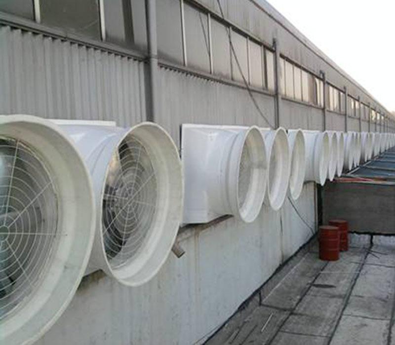 通風_專業降溫設備費用多少_恒達通風