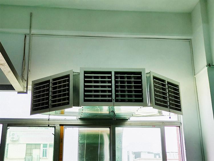 室內排氣通風工程