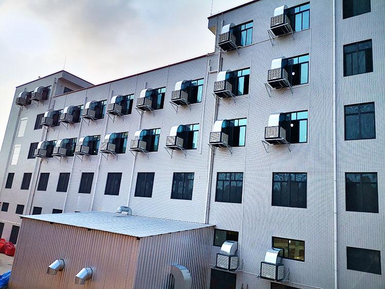 工廠降溫環保工程