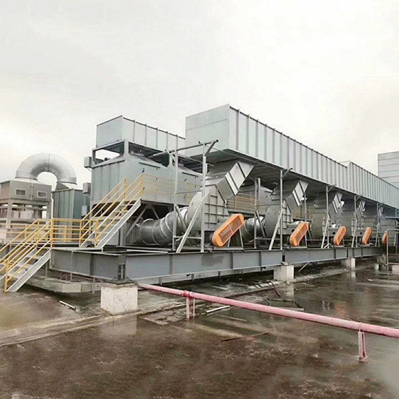 西乡工业废气净化处理公司_恒达通风_厨房油烟_喷漆_有机_工厂