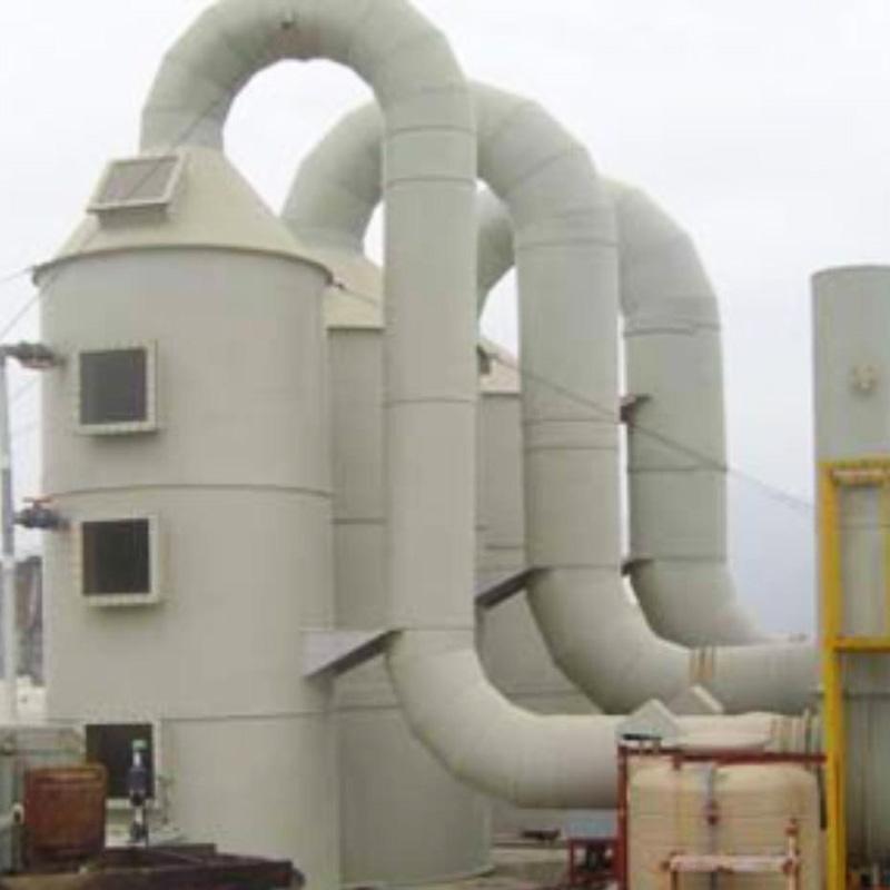 松山湖專業廢氣凈化多少錢_恒達通風_專業_噴漆_餐飲廚房_空氣