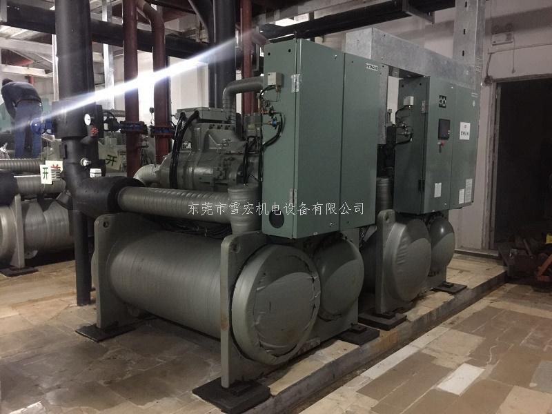 东莞日立热回收机组维修专业快速