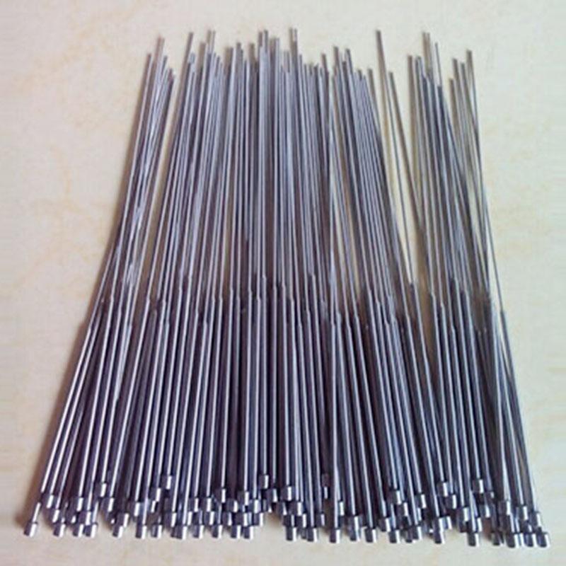 弹弓司筒顶针生产厂家_卓昌精密_SKD61_高速钢_双头_双节