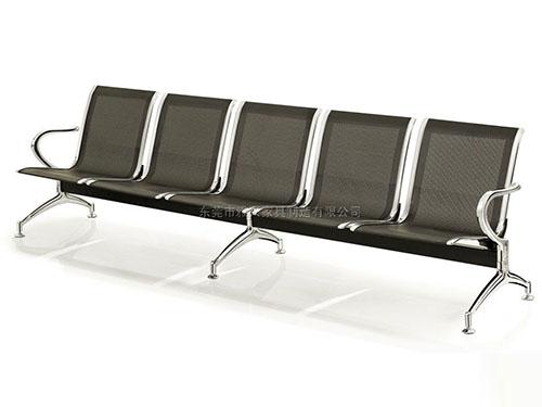 东莞机场椅5人位排椅