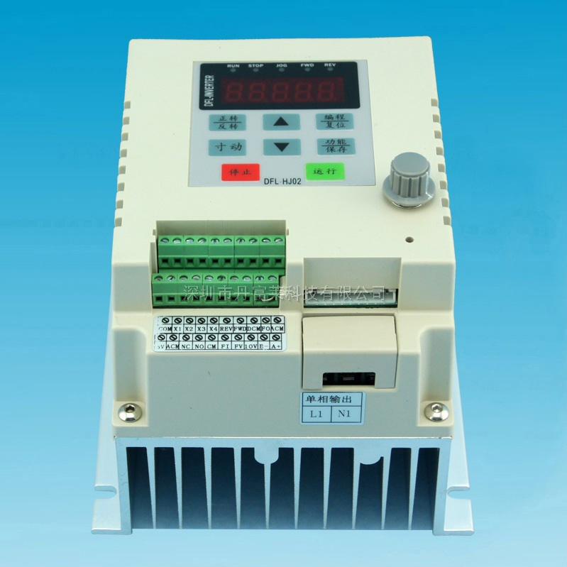 单相水泵专用变频器