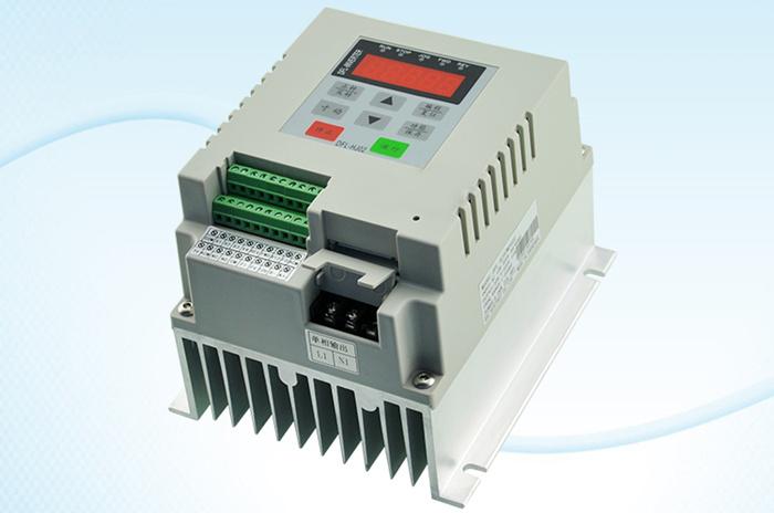 单相恒压供水变频器基本接线图
