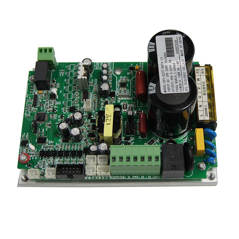 三相220v裸板變頻器HJ37