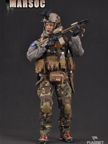 FLAGSET1/6兵人模型FS-73001