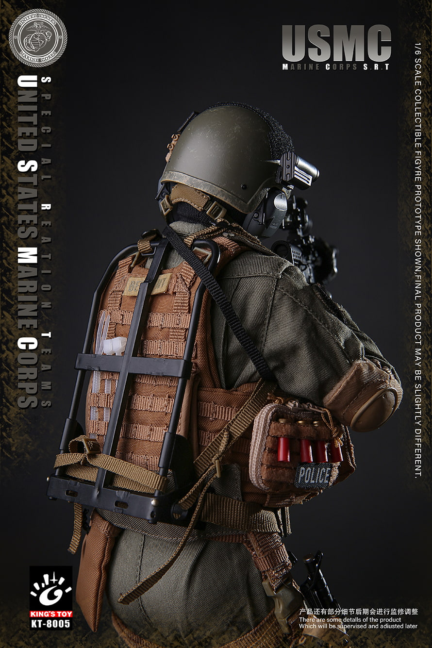 M4彈夾袋*2