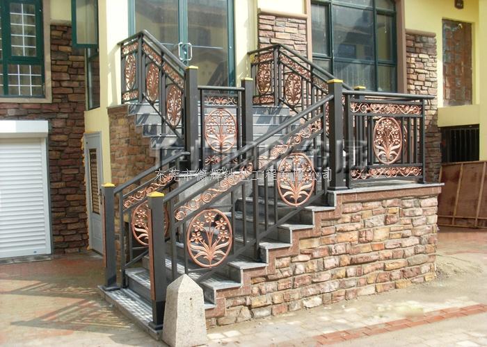 铁艺围栏,楼梯扶手
