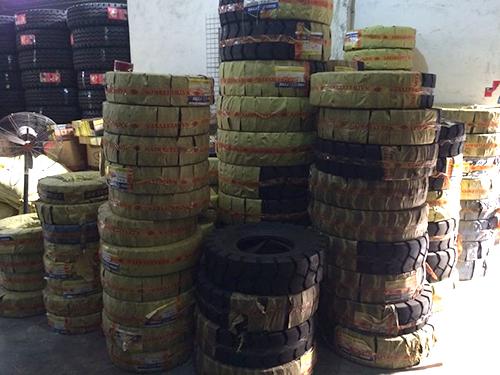 上海耐威轮胎