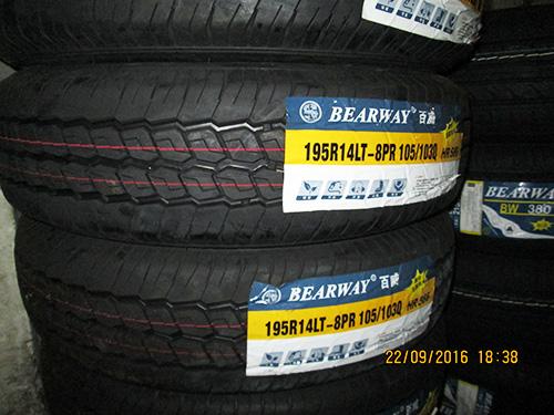 百威半钢胎