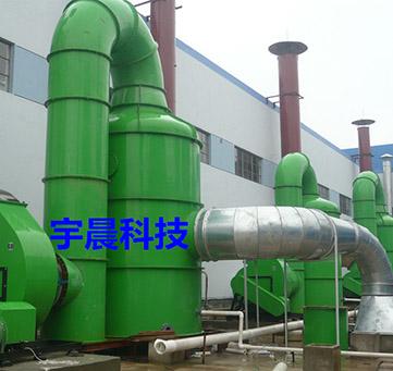 工业废气处理系列