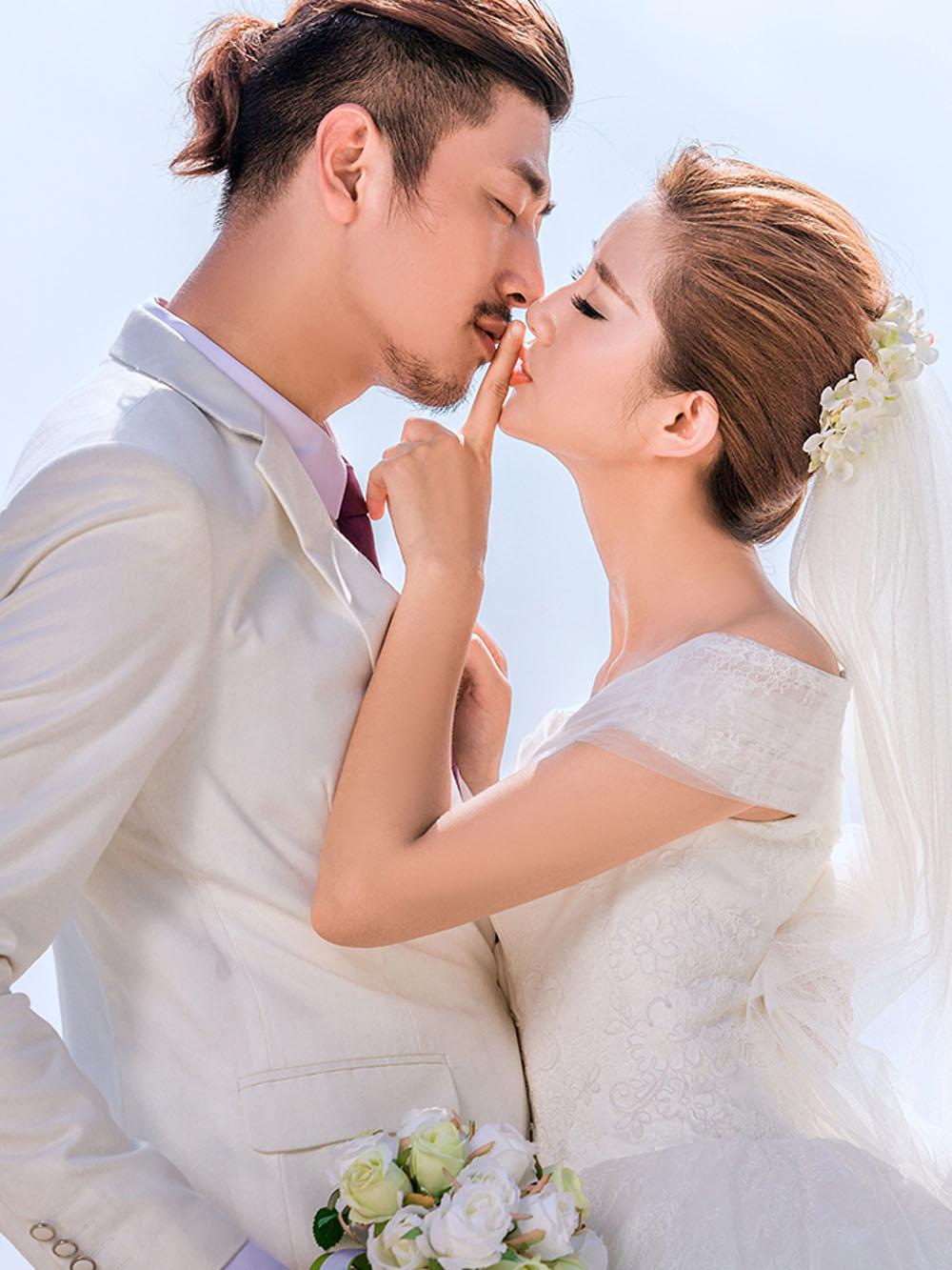 韩式东莞婚纱照,东莞婚纱摄影