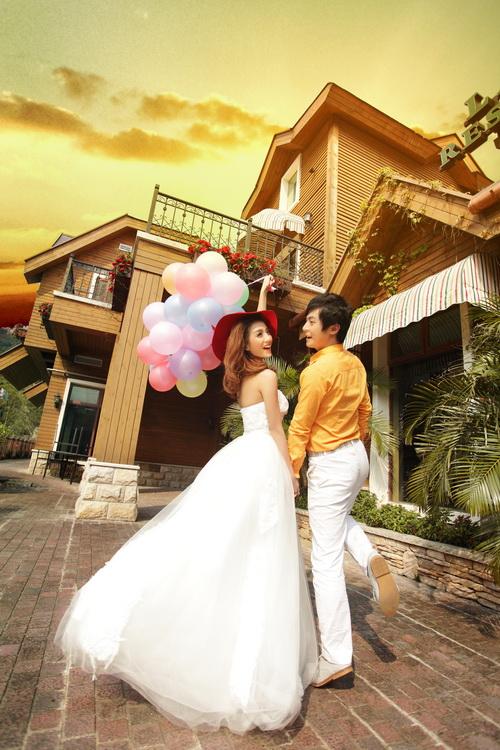 好莱坞国际婚纱摄影_婚纱摄影