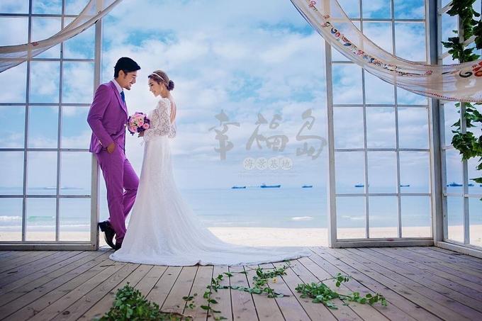 深圳婚纱摄影景点