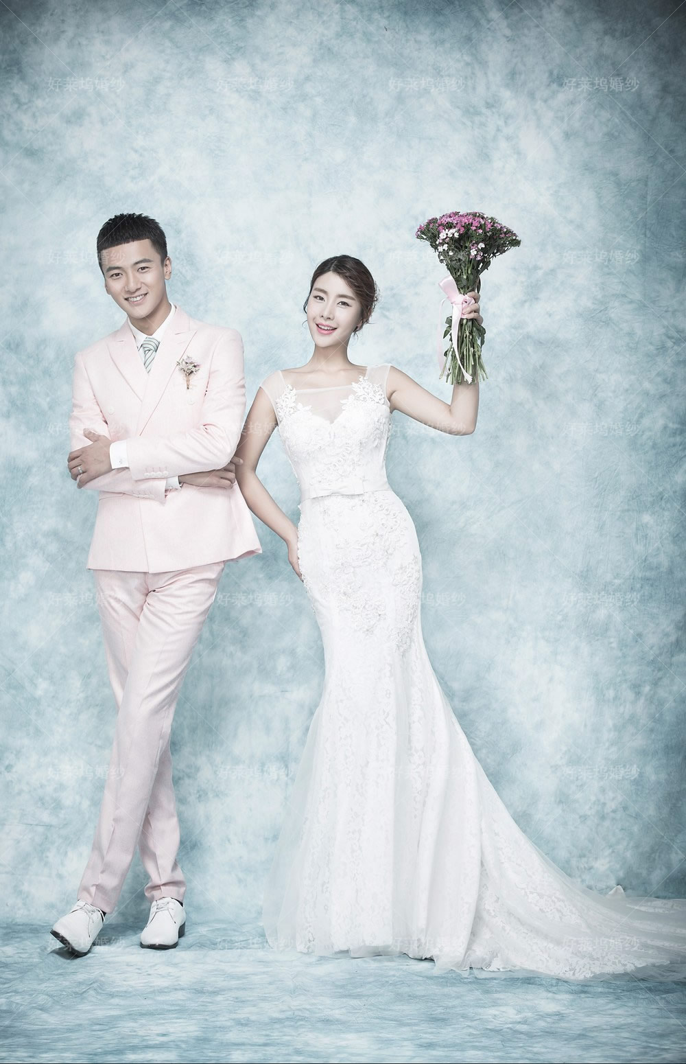 東莞韓式婚紗照