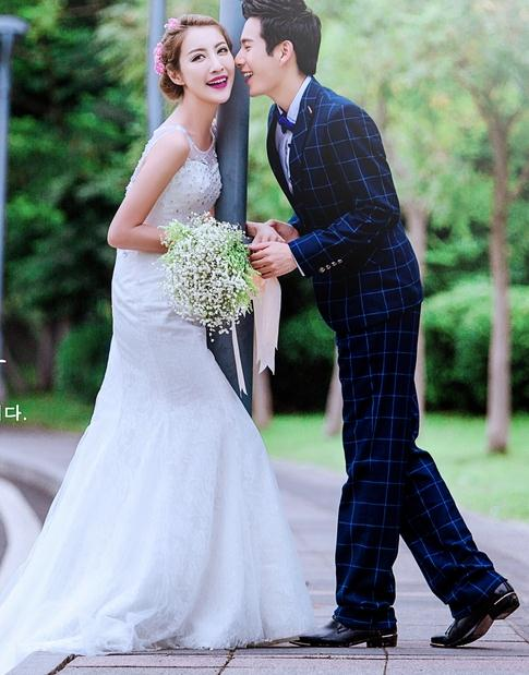 东莞婚纱摄影,东莞植物园