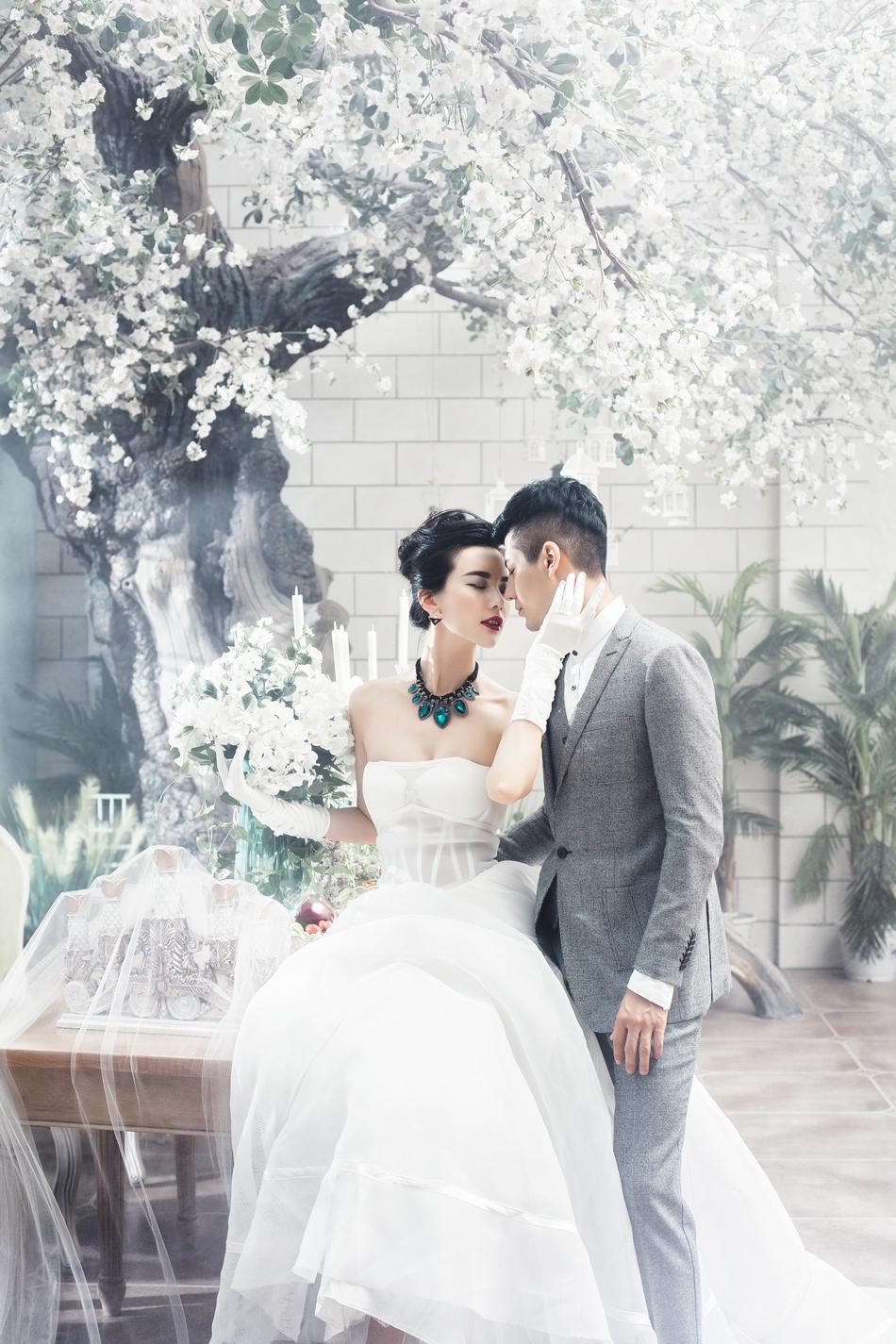 东莞婚纱摄影,东莞龙凤山庄,秘密花园婚纱摄影