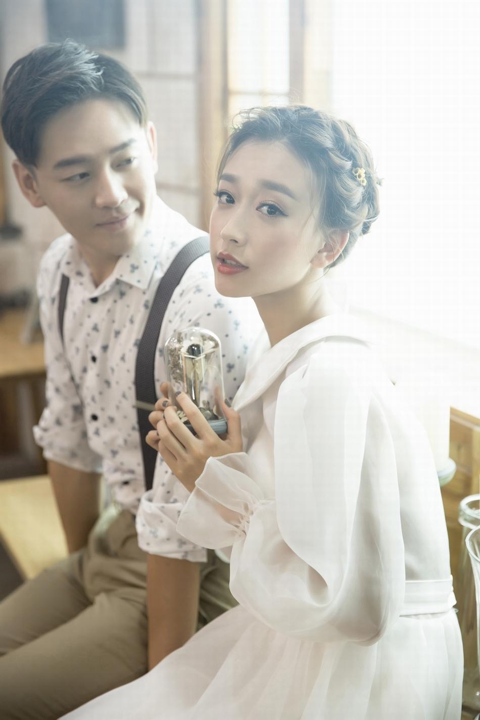 东莞好莱坞婚纱摄影,东莞婚纱照,东莞韩式婚纱照