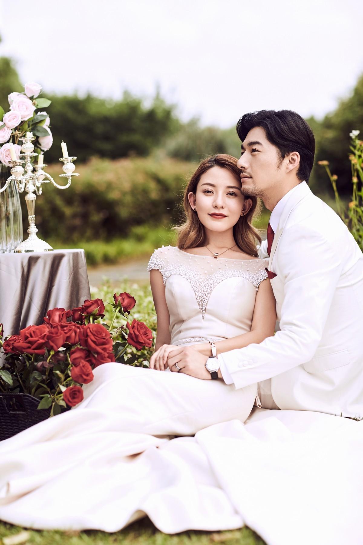 东莞好莱坞婚纱摄影,春意盎然