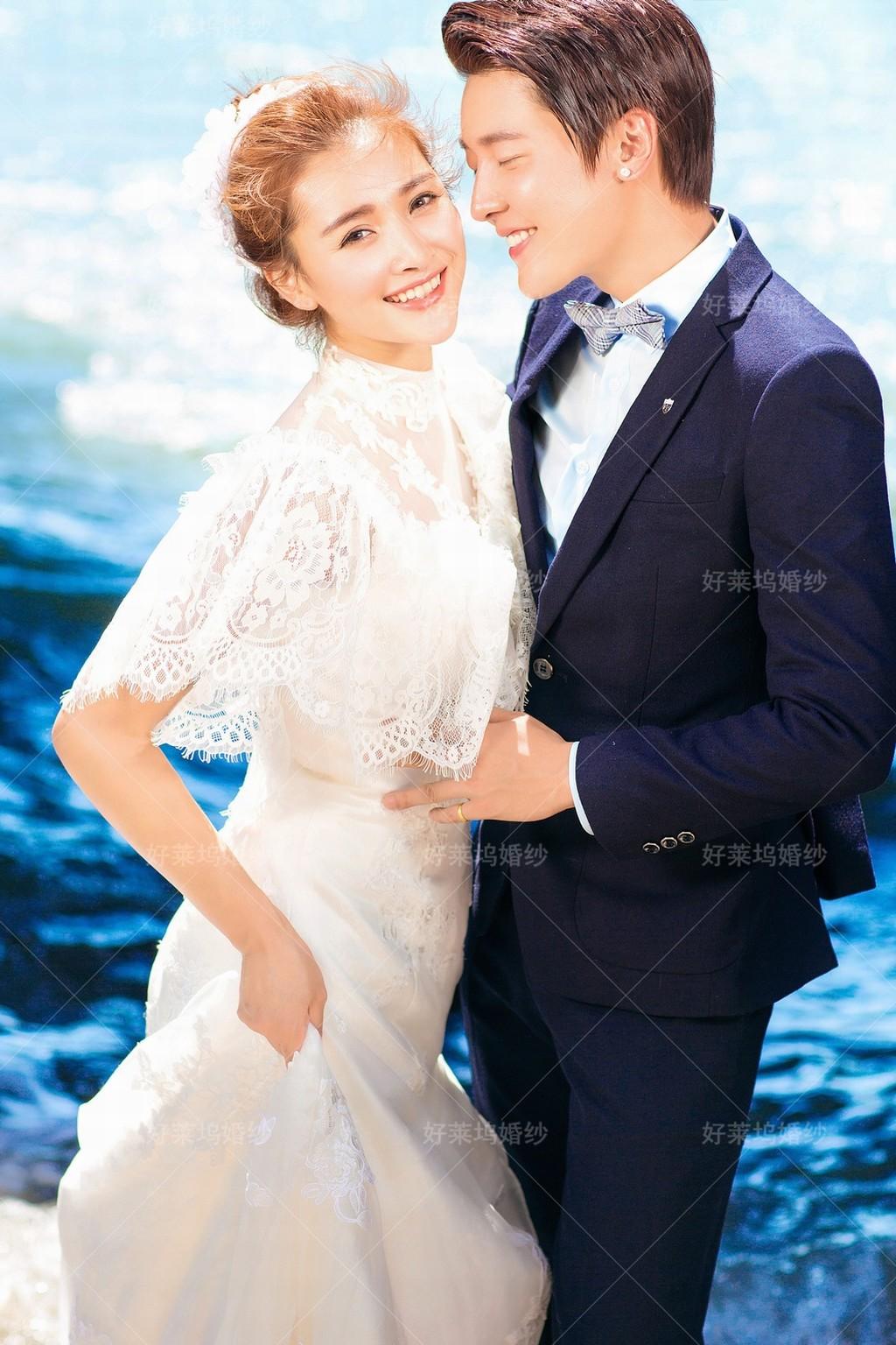 东莞好莱坞婚纱摄影,美人鱼拍摄基地