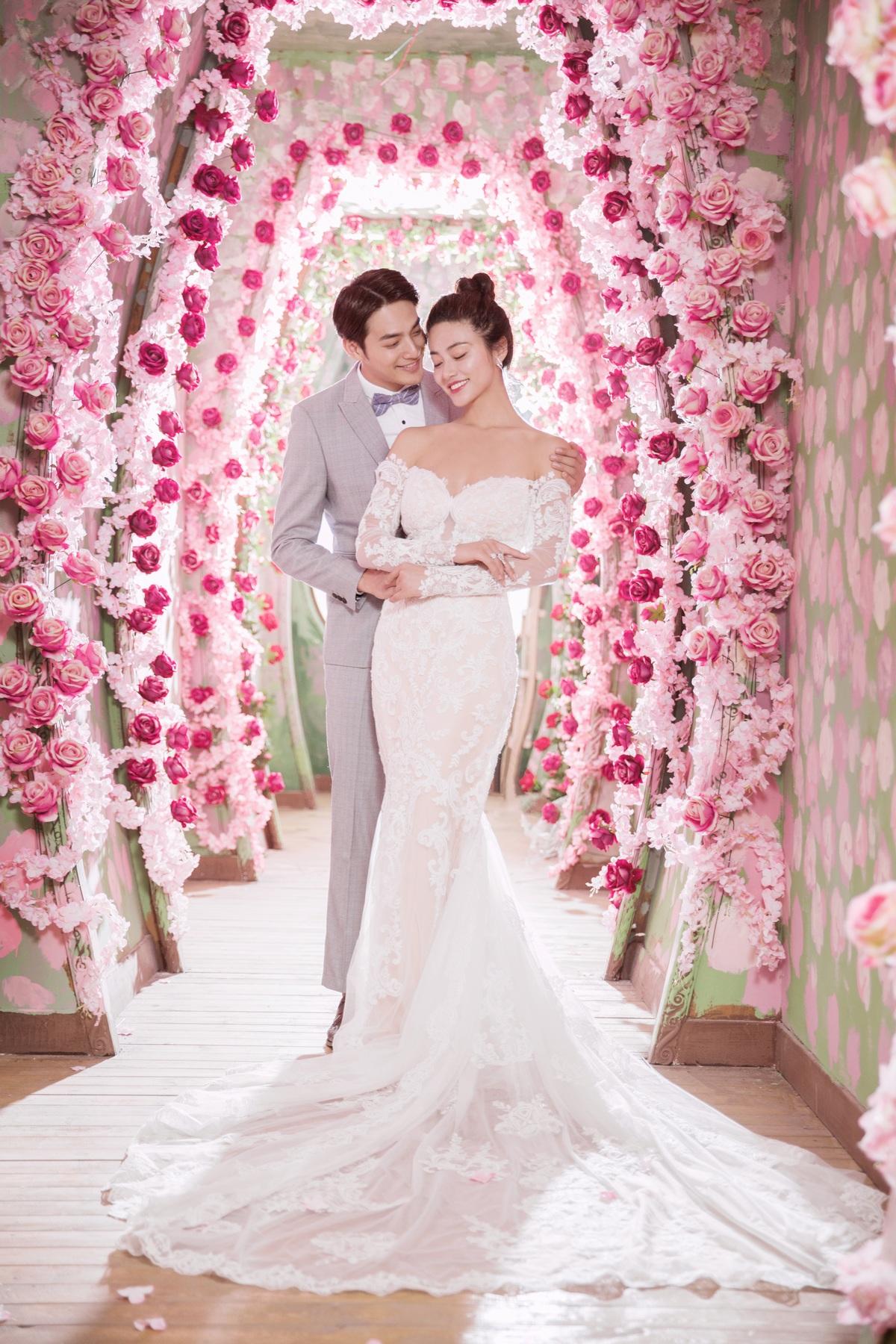 东莞婚纱摄影,好莱坞婚纱摄影韩式清新系列