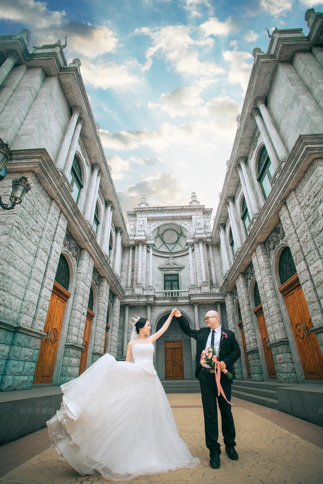 谢岗婚纱照哪家拍的好,找谢岗婚纱摄影,来好莱坞婚纱摄影工作室
