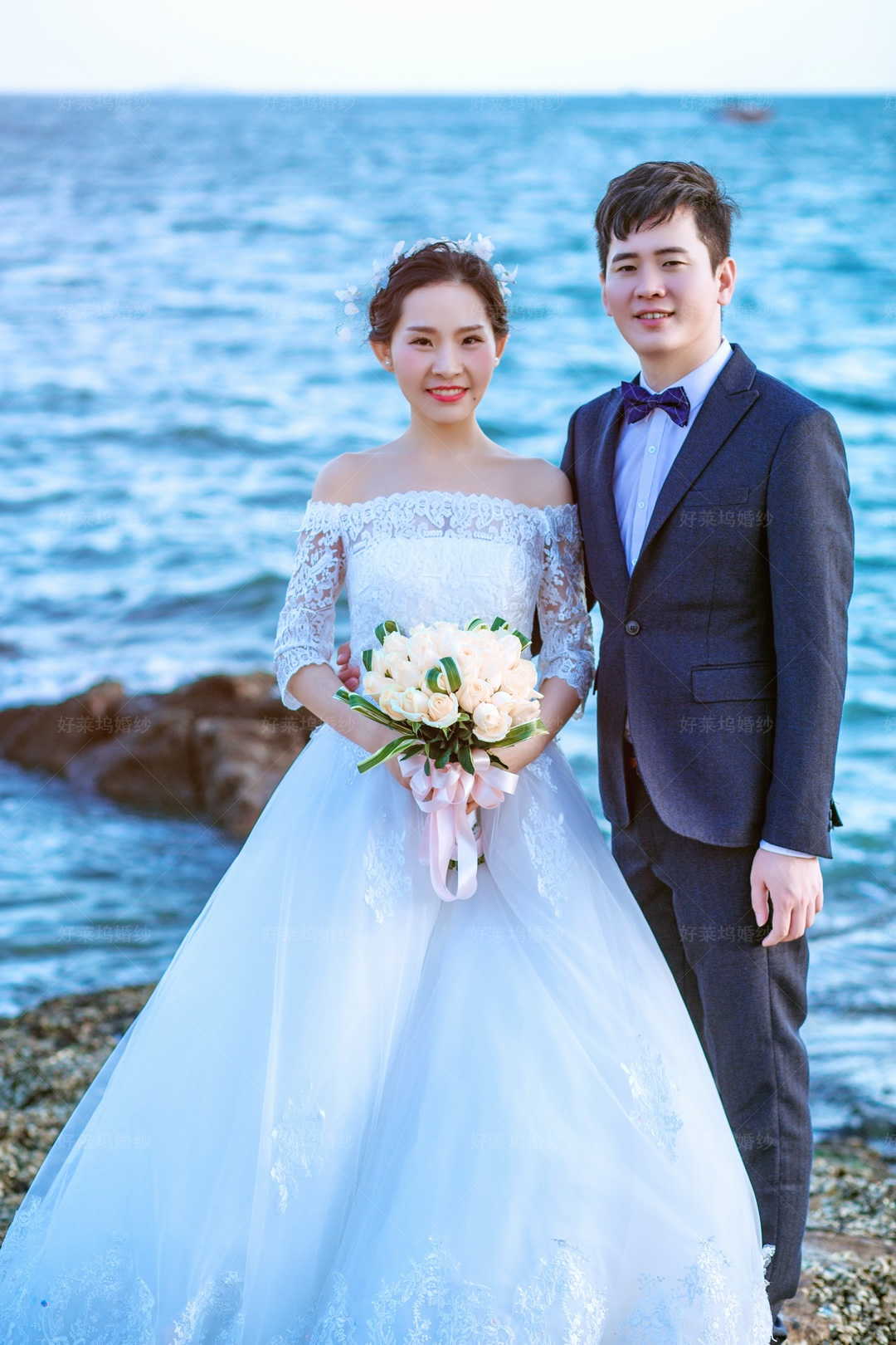 东坑婚纱照哪家拍的好,找东坑婚纱摄影,来好莱坞婚纱摄影工作室
