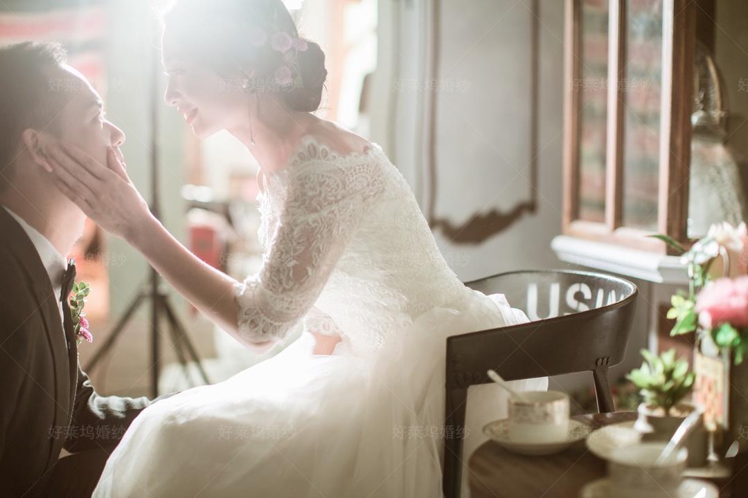 东莞南城婚纱摄影